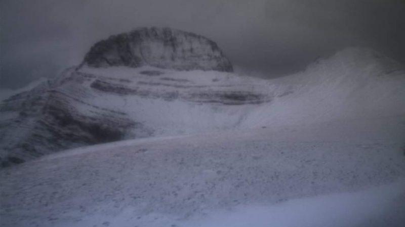 Έπεσαν τα πρώτα χιόνια στην Ελλάδα.