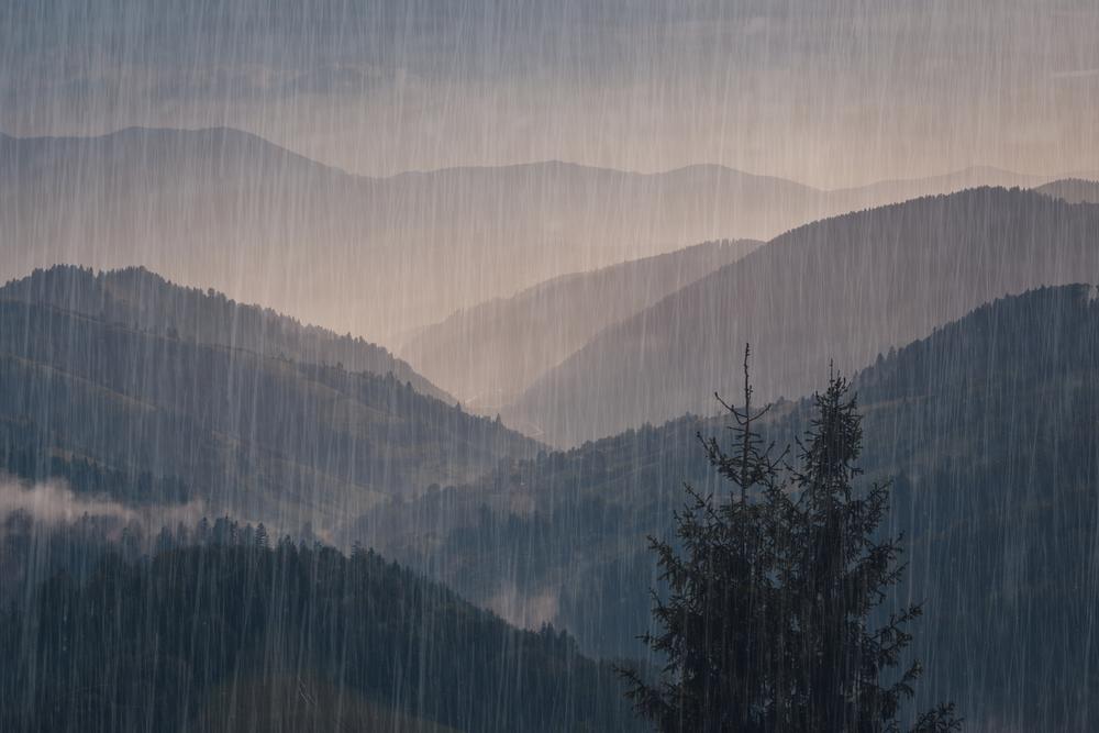 Πρόγνωση Θεσσαλίας και Σποράδων 22-24/11/19 Βροχές αξιόλογες απο την Κυριακή