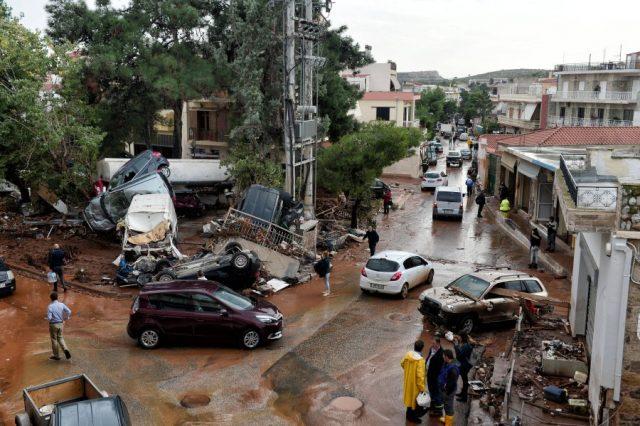 Άγνοια κινδύνου και παράτολμες αποφάσεις ευθύνονται κυρίως για τους θανάτους σε πλημμύρες