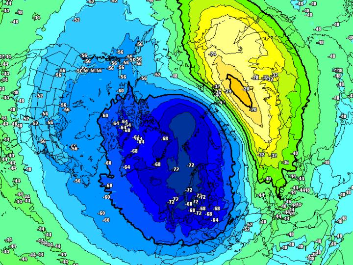Ανάλυση ατμοσφαιρικής κυκλοφορίας επόμενων ημερών-δυναμική επιστροφή του χειμώνα (;)