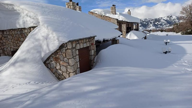 Η απόλυτη έννοια του θαψίματος στα ορεινά της Κρήτης (φωτογραφίες)