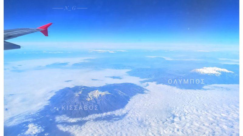 Χαμηλά επίπεδα χιονοκάλυψης σε Κίσσαβο και Όλυμπο