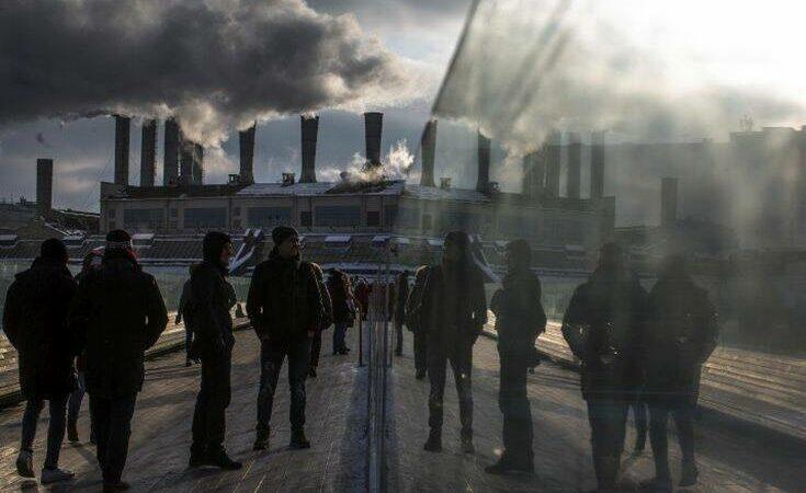 Η Μόσχα ζει τον πιο θερμό χειμώνα της εδώ και 140 χρόνια