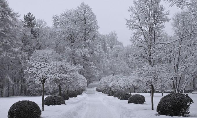 Πρόγνωση Θεσσαλίας και Σποράδων 5-6/2/20 Κακοκαιρία με βροχές και πρόσκαιρες χιονοπτώσεις έως τα πεδινά