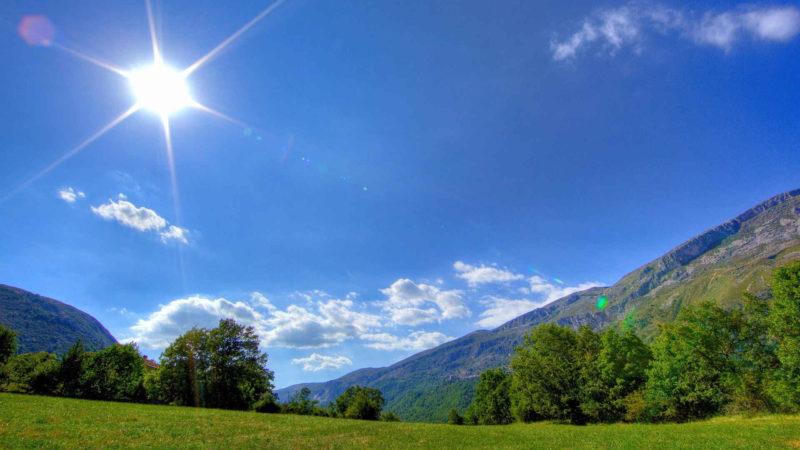 Πρόγνωση Θεσσαλίας και Σποράδων 10-12/4/20 Ανοιξιάτικος και ζεστός καιρός (+χάρτες βροχής)