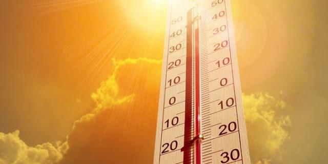 Έσπασαν το μεσημέρι της Παρασκευής 15/05 τα ρεκόρ μέγιστης θερμοκρασίας για το μήνα Μάιο