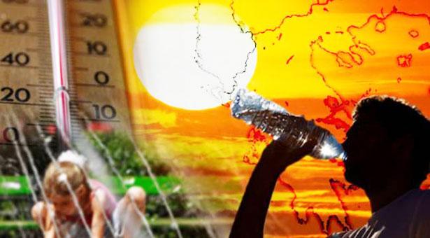 Πρόγνωση Θεσσαλίας και Σποράδων 15-17/5/20 Θερμοκρασίες καύσωνα με αυξημένη αφρικανική σκόνη (+χάρτες σκόνης)