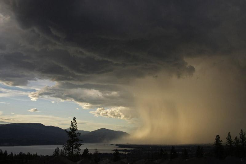Πρόγνωση Θεσσαλίας και Σποράδων 23-24/6/20 Αστάθεια με μπόρες και καταιγίδες (+χάρτης βροχής)