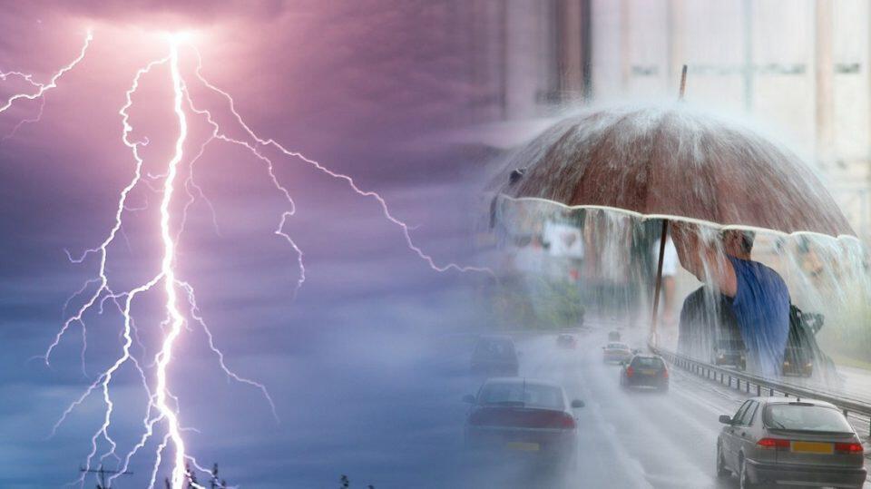 Πρόγνωση Θεσσαλίας και Σποράδων 1-2/8/20 Έντονη αστάθεια με πιθανότητα χαλαζοπτώσεων (+χάρτες βροχής)
