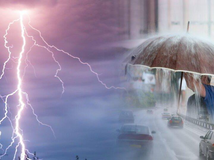 Πρόγνωση Θεσσαλίας και Σποράδων 4-6/7/20 Ισχυρές βροχές και καταιγίδες συνοδεία χαλαζοπτώσεων (+χάρτες βροχής)