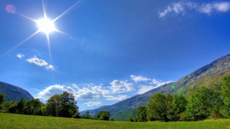 Πρόγνωση Θεσσαλίας και Σποράδων 9-11/10/20 Βελτιωμένος καιρός με κανονικές θερμοκρασίες