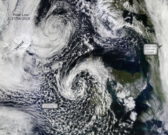Η Ταλάντωση του Βορείου Ατλαντικού (ΤΒΑ) και η επίδραση της στο κλίμα της Ευρώπης-Ελλάδας (+Χάρτες)