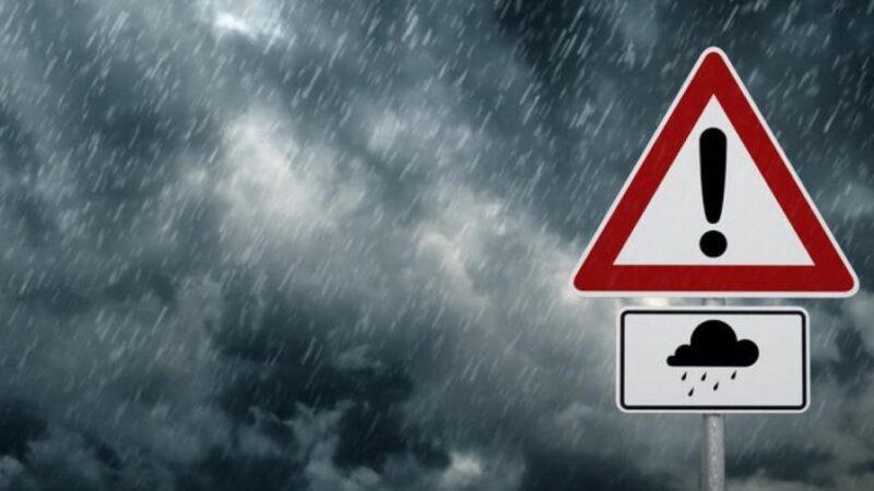 Πρόγνωση Θεσσαλίας και Σποράδων 12-14/12/20 Σοβαρή κακοκαιρία απο το βράδυ της Κυριακής με έντονες βροχές (+χάρτης βροχής)