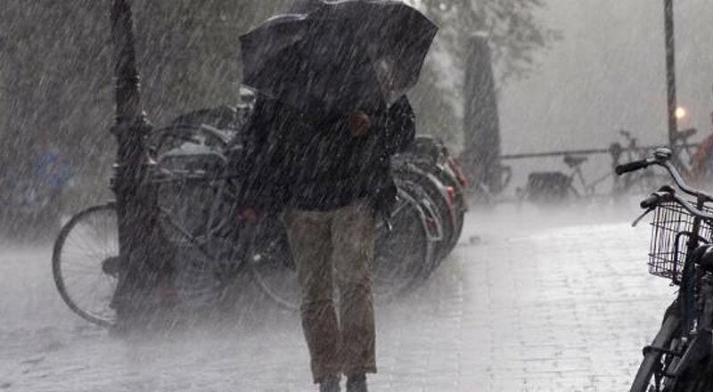 Πρόγνωση Θεσσαλίας και Σποράδων 7-9/12/20 Κακοκαιρία με έντονες βροχές την Δευτέρα (+χάρτης βροχής)