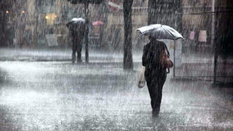 Πρόγνωση Θεσσαλίας και Σποράδων 23-25/1/21 Βροχές τοπικά ισχυρές στην δυτική Θεσσαλία (+χάρτης βροχής)