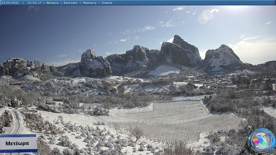 Τα πολλαπλά οφέλη του χιονιού για ατμόσφαιρα, έδαφος και αγροτική παραγωγή