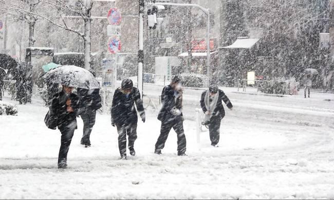 Πρόγνωση Θεσσαλίας και Σποράδων 13-14/2/21 Κακοκαιρία με ισχυρές χιονοπτώσεις ακόμα και στα πεδινά (+χάρτης χιονόστρωσης)