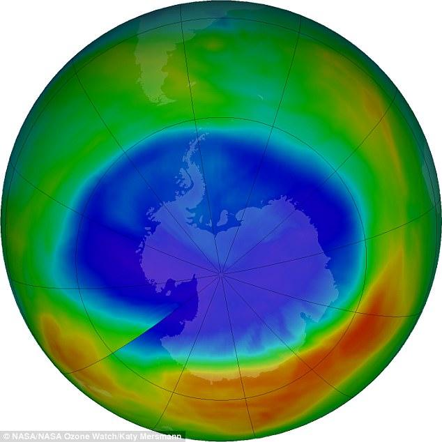 Λιγότερο όζον στο Βόρειο Ημισφαίριο λόγω lockdown (φωτο)