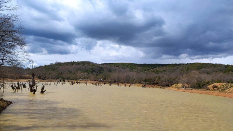 Λίμνη της Σκήτης: ο ταμιευτήρας που έγινε λίμνη! (φωτογραφίες)