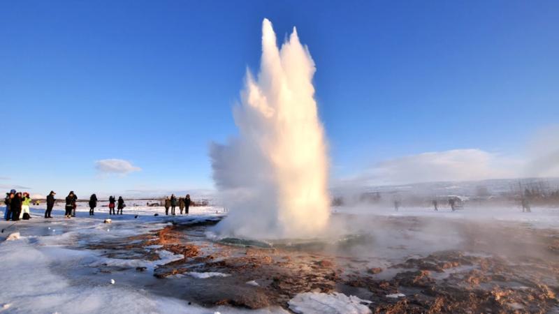 Οι θερμοπίδακες της Ισλανδίας: Ένα από τα πιο εντυπωσιακά φυσικά φαινόμενα