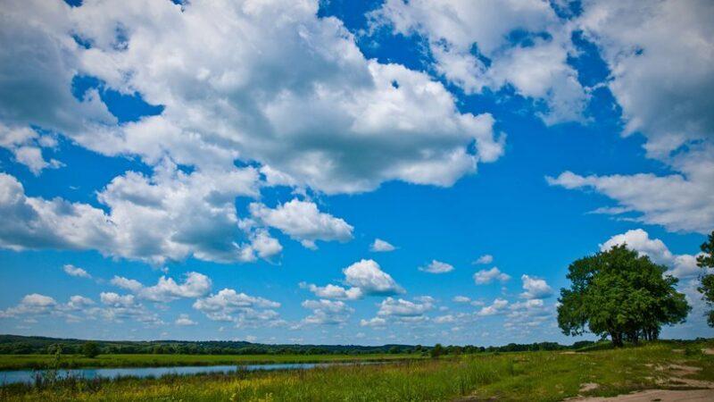 Πρόγνωση Θεσσαλίας και Σποράδων 8-11/4/21 Λίγες βροχές την Πέμπτη με γρήγορη βελτίωση (+χάρτης βροχής)
