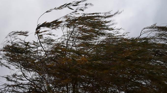 Θυελλώδεις άνεμοι στον νομό Κορινθίας (+Χάρτες)