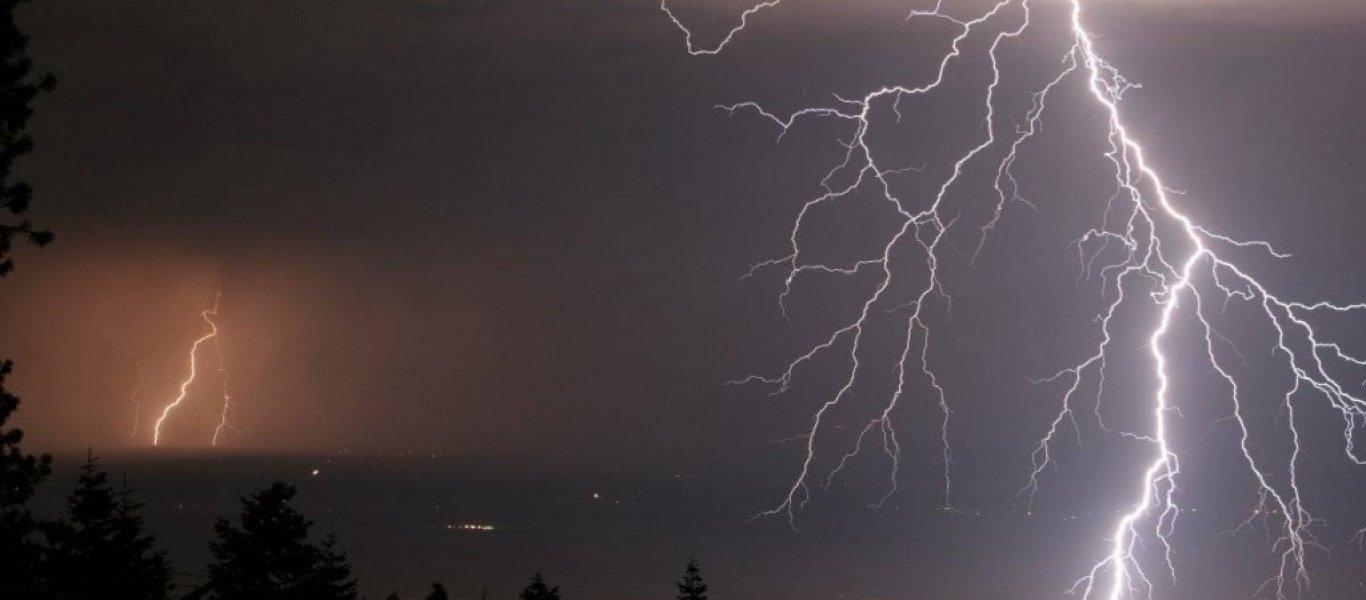 Πρόγνωση Θεσσαλίας και Σποράδων 31/5-2/6/21 Άστατος καιρός με βροχές και καταιγίδες (+χάρτης βροχής)