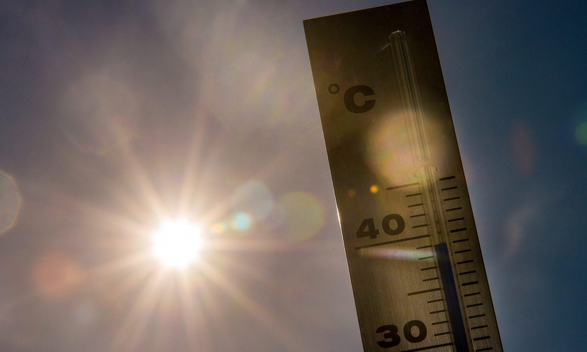 Έντονο κύμα καύσωνα μέχρι και αύριο, με πολύ υψηλές θερμοκρασίες- Πτώση της θερμοκρασίας την Παρασκευή και από τα βόρεια.