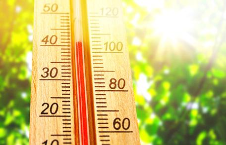 Σε ποιους νομούς της χώρας μας οι μέγιστες θερμοκρασίες θα υπερβούν τους 40 βαθμούς στις 30/6/2021(+Χάρτες)