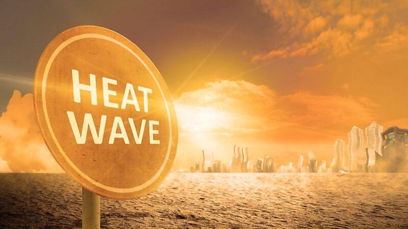 Διάλειμμα δροσιάς την Κυριακή και τη Δευτέρα 27&28/6/2021. Νέο κύμα καύσωνα από την Τρίτη 29/6/2021(+Χάρτες)