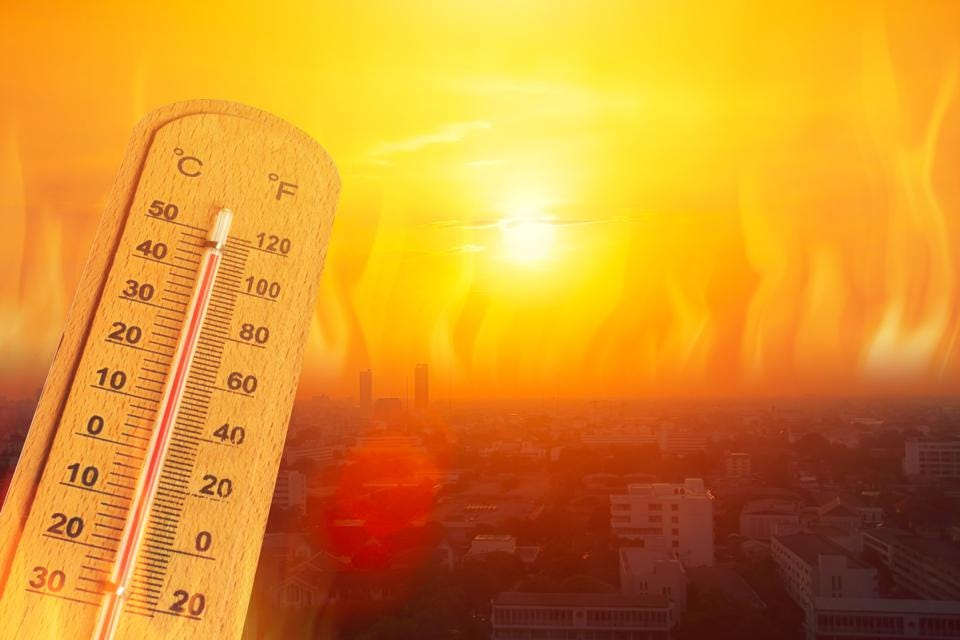 Αφόρητη η ζέστη στις πόλεις της Θεσσαλίας κατά τη διάρκεια της νύχτας 24-25/6/2021 (+Διαγράμματα )