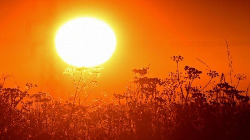 Πρόγνωση Θεσσαλίας και Σποράδων 25-27/6/21 Συνέχεια του καύσωνα με πτώση της θερμοκρασίας απο την Κυριακή