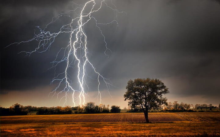 Πρόγνωση Θεσσαλίας και Σποράδων 9-10/6/21 Άστατος καιρός με καταιγίδες (+χάρτης βροχής)