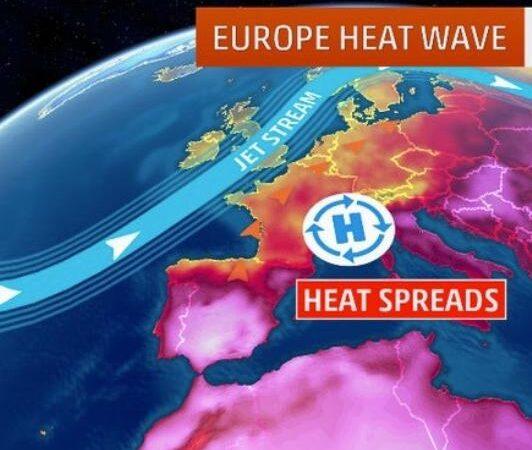 Το φαινόμενο του θερμικού θόλου και η επικράτηση του και στη χώρα μας στον επερχόμενο καύσωνα(+Χάρτες)