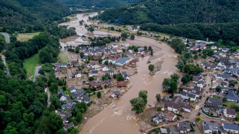 Τα αίτια των φονικών και καταστροφικών πλημμυρών στην Γερμανία και στις Κάτω Χώρες (+Χάρτες)