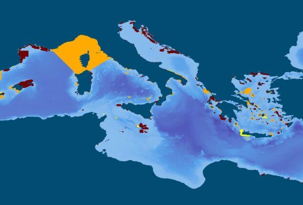 Κλιματική αλλαγή: Απειλούνται οι θαλάσσιες προστατευόμενες περιοχές της Μεσογείου