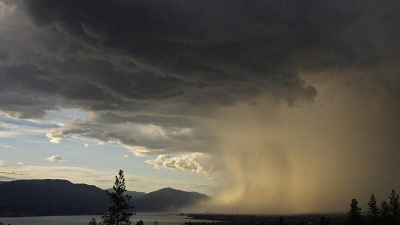 Πρόγνωση Θεσσαλίας και Σποράδων 27-29/8/21 Πρόσκαιρες μπόρες με βελτιωμένο καιρό (+χάρτες βροχής)