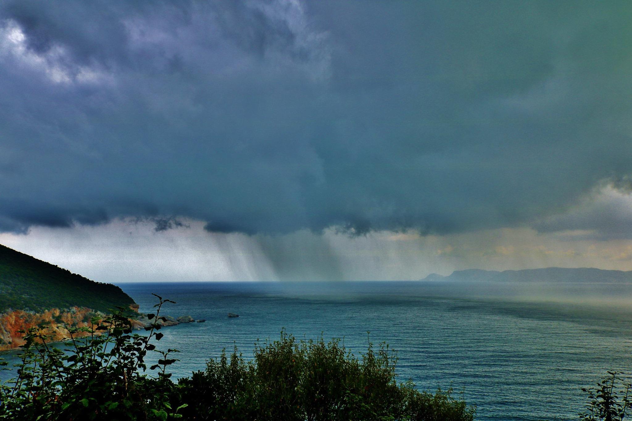 Πρόγνωση Θεσσαλίας και Σποράδων 30/8-1/9/21 Άστατος στην ανατολική Θεσσαλία, βελτιωμένος στην υπόλοιπη (+χάρτης βροχής)