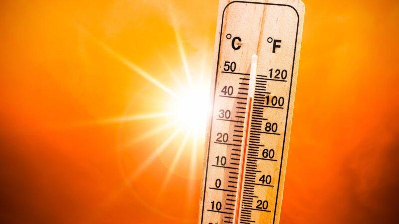 Οι μέγιστες θερμοκρασίες της Τρίτης 10/8/2021 στην Θεσσαλία