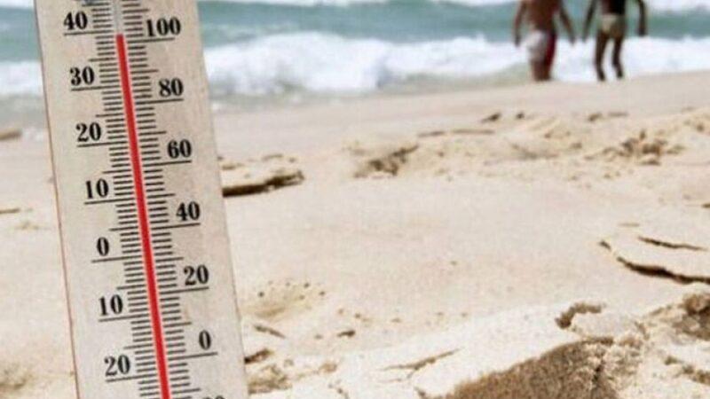 Καυτή ημέρα και η 4η Αυγούστου του 2021 στην Θεσσαλία. Η καταγραφή των μέγιστων θερμοκρασιών