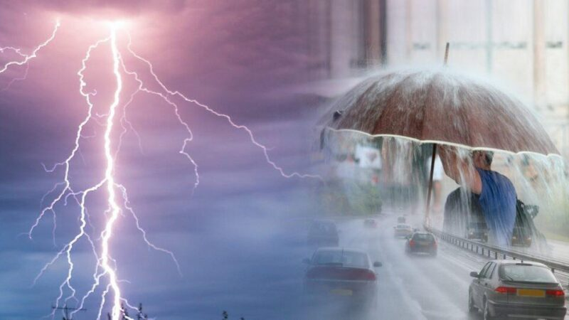Πρόγνωση Θεσσαλίας και Σποράδων 20-23/8/21 Αστάθεια με μπόρες και καταιγίδες (+χάρτης βροχής)