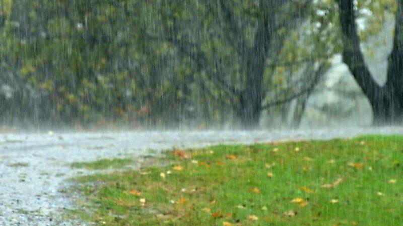 Ρεκόρ υψών βροχής από την Αθηνά στην περιφέρεια της Θεσσαλίας