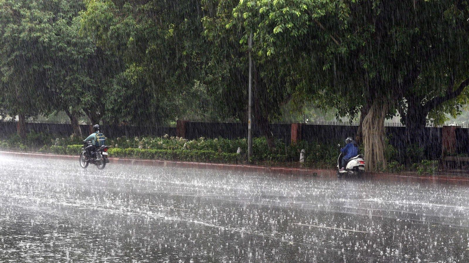 Περιοχές της Θεσσαλίας με τα μεγαλύτερα ύψη βροχής το διήμερο 7&8/10/2021
