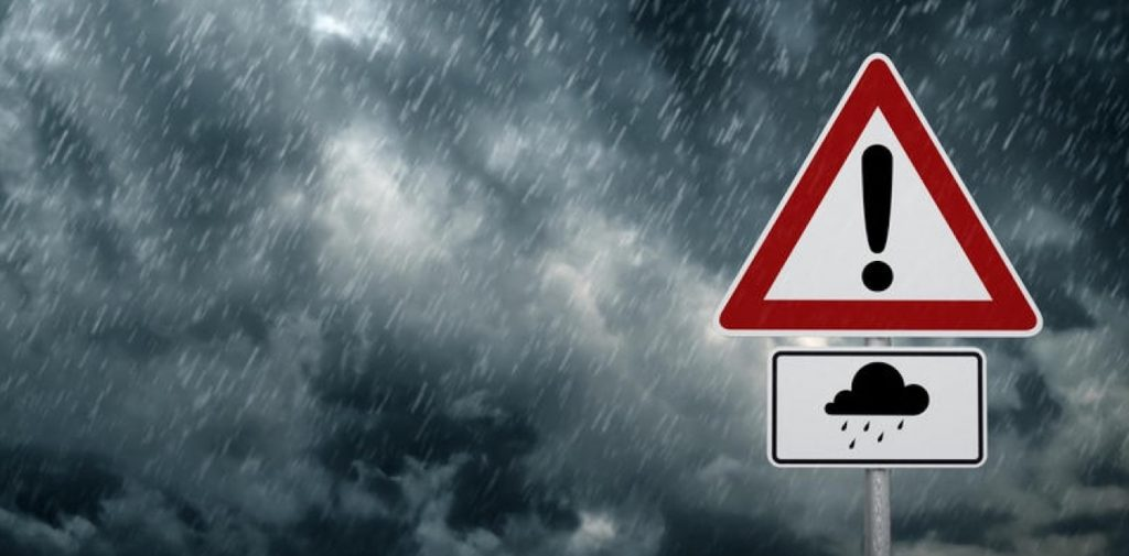 Πρόγνωση Θεσσαλίας και Σποράδων 11-12/10/21 Βροχές τοπικά έντονες το πρωί της Δευτέρας (+χάρτης βροχής)